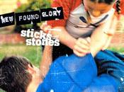 FOUND GLORY Sticks Stones Tour