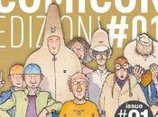 """Moebius liberatore testimonial fondamentali"""" prima collana fumetti pubblicata comicon edizioni"""