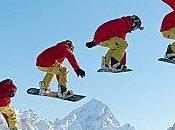 Come posizionare piedi snowboard