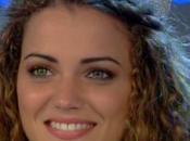 Capelli biondi ricci, occhi verdi Giusy Buscemi Miss Italia 2012