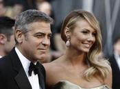 annuncia rottura George Clooney Stacy Keibler