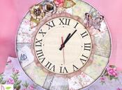 Orologio Shabby Chic! Chic Clock!