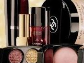 Chanel Eclats Soir capsule collection make Natale 2012