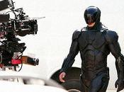 Robocop: prime immagini rubate