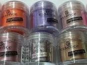 Collezione Colour Arts Essence!!Pigmenti varie!! Review...