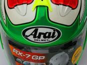 Arai RX-GP D.Giugliano 2011 Design