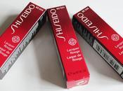 Beauty closet// Lacquer Rouge nuovi smalti labbra Shiseido!