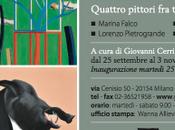 CLASSICI MODERNI Quattro pittori tradizione attualità.