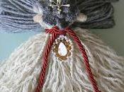 Bamboline fili lana