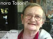 Cara Signora Tosoni, domani Triennale.