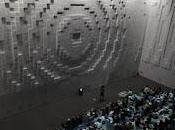 Hyper Matrix Cube Wall