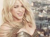 Mamme Celeberità: Shakira annuncia Facebook Gravidanza