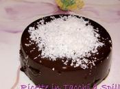Budino cioccolato cocco