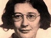 Lettera Religioso Simone Weil