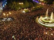 Live streaming della protesta spagna #25s