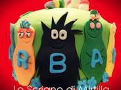 Torta compleanno Barbapapà