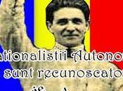 c.z.codreanu nazista romeno sarà festeggiato tutta italia forza nuova fiamma tricolore lega nord