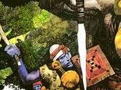 Sulle rotte dell'immaginario collana dodici volumi ripercorre lungo largo l'arte sergio toppi