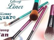 Serie Glossy Neve makeup