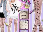 [TENDENZE] Moda delle Calze Tattoo