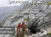 Campi Nomadi 2012: speleologie migranti