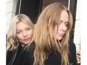 Kate Moss Parigi sfilata Stella McCartney
