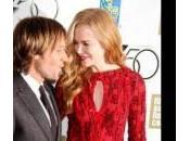 Nicole Kidman gala onore: tutta baci sorrisi marito Keith Urban