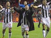 Europa League: impresa Udinese Liverpool, vincono Inter Lazio, crollo Napoli
