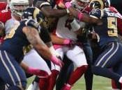 Thursday Night: Cardinals sconfiggono Rams 17-3.