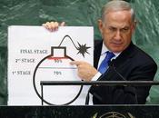"""Benjamin Netanyhau """"rimanda"""" 2013 bomba atomica Teheran"""