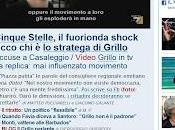Prosegue linciaggio mediatico Repubblica contro Beppe Grillo