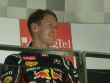 Vettel, ritorno prepotente