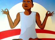 insegnanti Yoga sostengono Obama