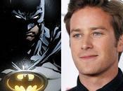 Armie Hammer nuovo lizza ruolo Batman Justice League
