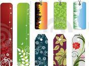 Gadget: Segnalibri cartacei
