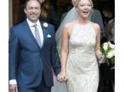 fondatore Wikipedia Jimmy Wales sposa l'ex segretaria Tony Blair