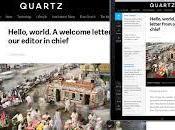 Quartz: Atlantic Media presenta modello gratuito journalism business