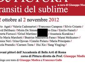 PICTURA Transiti Sublime cura Giuseppe Modica