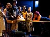 DISCESA ORFEO TENNESSEE WILLIAMS: regia Elio Capitani Teatro Elfo Puccini MILANO