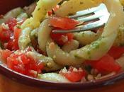 Fusilli Pesto Zucchine, Pomodorini Vesuvio Nocciole