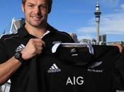Rugby, Blacks shock: sponsor sulla maglia