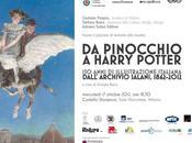 Pinocchio Harry Potter. anni illustrazione italiana dall'Archivio Salani. 1862-2012