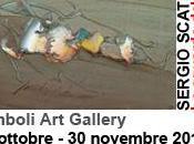 SIMBOLI GALLERY Firenze: SERGIO SCATIZZI, sguardo tempo cura Emanuele Greco Gabriele