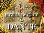 """Ottobre terzine perdute Dante"""" Bianca Garavelli"""
