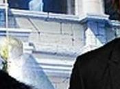 Laura Chiatti Davide Lamma alla premiere film Gladiatori Roma