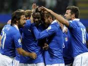 Italia-Danimarca 3-1, Balotelli, Rossi Montolivo fanno sorridere Prandelli