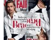 Brad Pitt come Marilyn Vanity Fair: letto vesto… Chanel N°5″