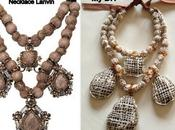 necklace inspired Lanvin... very cool
