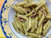 Pasta pesto pancetta: ricetta rapida