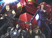 Marvel Madhouse ancora insieme Iron